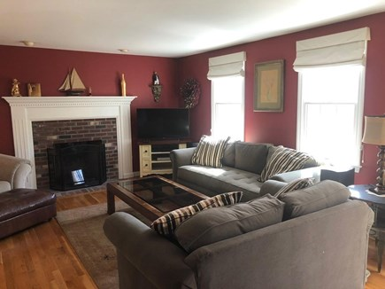 Truro Cape Cod vacation rental - Comfy furniture