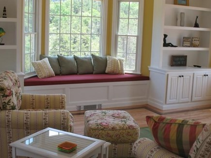 Truro Cape Cod vacation rental - Sunlit Family Room