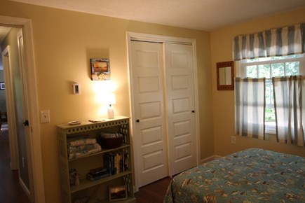 Truro Cape Cod vacation rental - 1st floor Full Bedroom