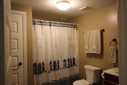 Truro Cape Cod vacation rental - Full Bath on the 1st floor