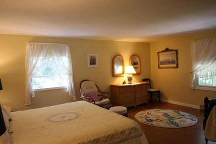 Truro Cape Cod vacation rental - 2nd Floor Bedroom w/King & Full