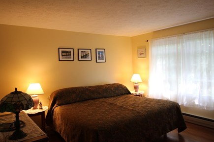 Truro Cape Cod vacation rental - 1st Floor King Bedroom
