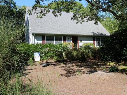 Truro Cape Cod vacation rental - Front