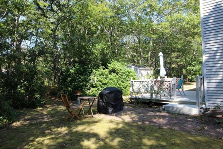 Truro Cape Cod vacation rental - Side Entrance