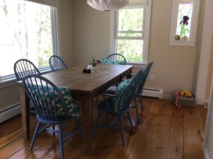 Barnstable, Osterville Cape Cod vacation rental - Dining room