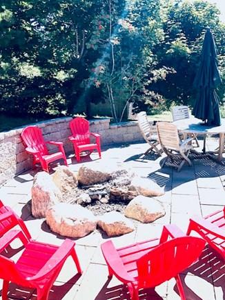 Truro Cape Cod vacation rental - Fire pit