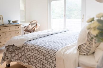 Truro Cape Cod vacation rental - King bedroom - view #2