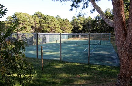 Truro Cape Cod vacation rental - Private Tennis Court on Grounds