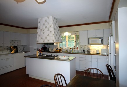 Truro Cape Cod vacation rental - Kitchen with eating nook