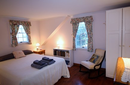 Truro Cape Cod vacation rental - Queen bed upstairs
