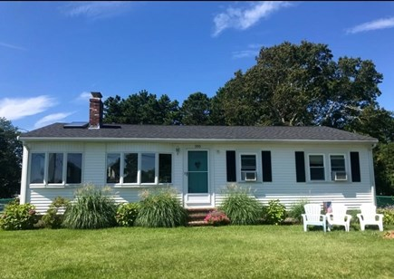 East Falmouth Cape Cod vacation rental - L-Shaped ranch