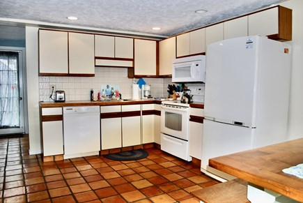 Hyannis Cape Cod vacation rental - All basic kitchen essentials provided including dishes & utensils