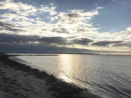 Hyannis Cape Cod vacation rental - BUT MOST IMPORTANT - Keyes Memorial Beach is less than 1/2 Mile!
