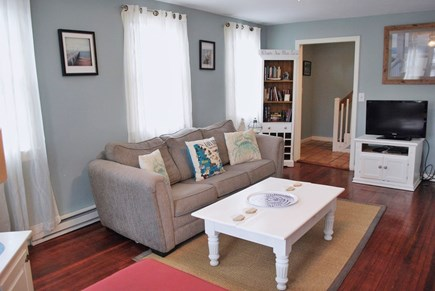 Hyannis Cape Cod vacation rental - Great spot to hang out and pulls out for extra family members!