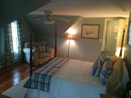 Hyannis Cape Cod vacation rental - Master Bedroom - AC Splits in BOTH bedrooms and plenty of windows
