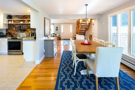 Chatham Cape Cod vacation rental - Dining area with seating for 8