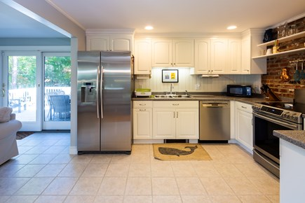 Chatham Cape Cod vacation rental - Updated and well-equipped kitchen