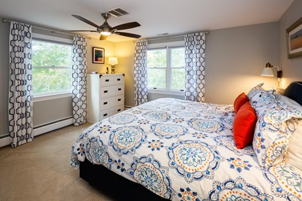 Chatham Cape Cod vacation rental - 2nd Floor King bedroom
