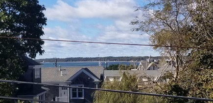 Falmouth Heights Cape Cod vacation rental - View from the balcony.