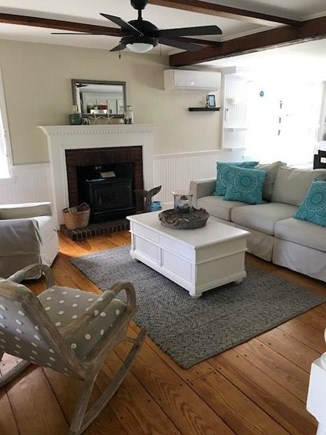 Brewster Cape Cod vacation rental - Freshly Updated Living Room