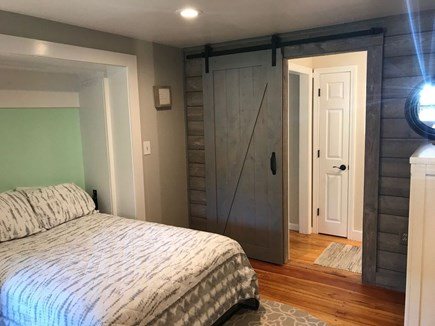Brewster Cape Cod vacation rental - Queen bedroom on first floor