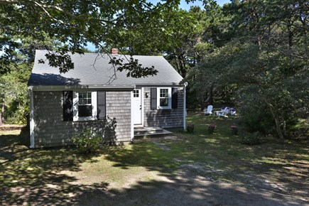Truro Cape Cod vacation rental - Your private cottage in the woods