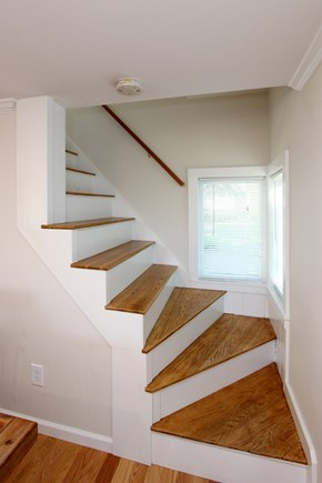 Chatham Cape Cod vacation rental - Stairway to 2nd floor