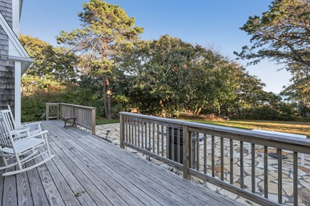 Chatham Cape Cod vacation rental - Deck area, accessible from living room