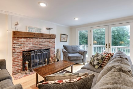 Chatham Cape Cod vacation rental - Living room area alternate view