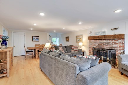 Chatham Cape Cod vacation rental - Living Room Area