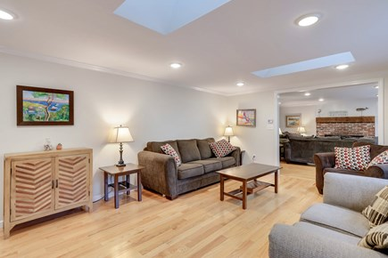 Chatham Cape Cod vacation rental - 2nd living room area with sleep sofa