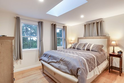 Chatham Cape Cod vacation rental - Bedroom on 1st floor with queen bed