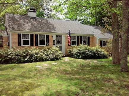 South Yarmouth Cape Cod vacation rental - Front of house