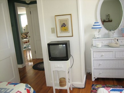 South Yarmouth Cape Cod vacation rental - Twin beds with TV