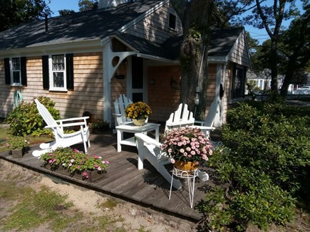 South Yarmouth Cape Cod vacation rental - Perfect place to relax after a day at the beach