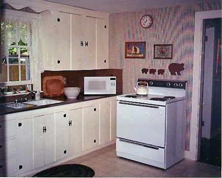 South Yarmouth Cape Cod vacation rental - Fully stocked kitchen , dishes , silverware