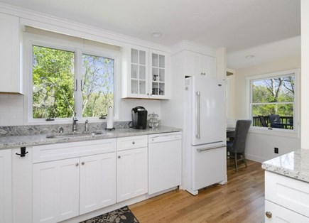 Orleans Cape Cod vacation rental - Recently renovated kitchen w granite countertops & new appliances