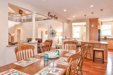 Eastham Cape Cod vacation rental - Eat-in Kitchen