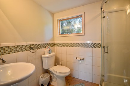 Eastham Cape Cod vacation rental - Main house full bath with stand up shower