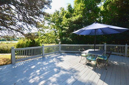 Eastham Cape Cod vacation rental - Tranquil and private setting with nice views of Town Cove