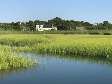 Yarmouthport/ barnstable Cape Cod vacation rental - House from a paddle board
