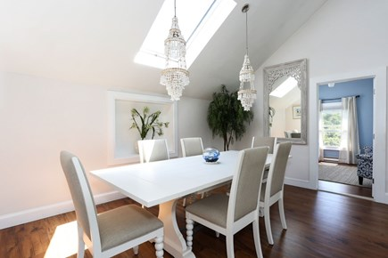 Yarmouthport/ barnstable Cape Cod vacation rental - Dining Room
