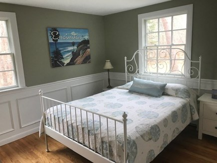 Harwich Port Cape Cod vacation rental - Main floor Bedroom 2 - Queen bed.