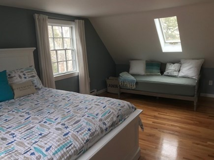 Harwich Port Cape Cod vacation rental - Spacious and bright Master bedroom includes daybed.