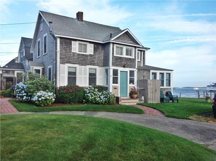 West Yarmouth Cape Cod vacation rental - Beautiful beachfront home on Lewis Bay