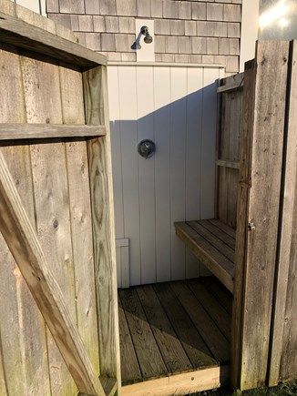 West Yarmouth Cape Cod vacation rental - Outdoor Shower
