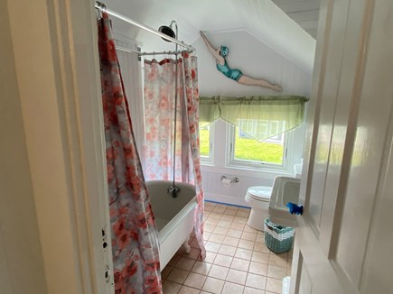 West Yarmouth Cape Cod vacation rental - Newly Updated Bathroom (upstairs)