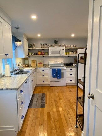 West Yarmouth Cape Cod vacation rental - Newly Renovated Kitchen
