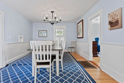 Harwichport Center Cape Cod vacation rental - Dining Room