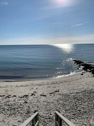 Harwichport Center Cape Cod vacation rental - Atlantic Street Beach just 3/10 mile away